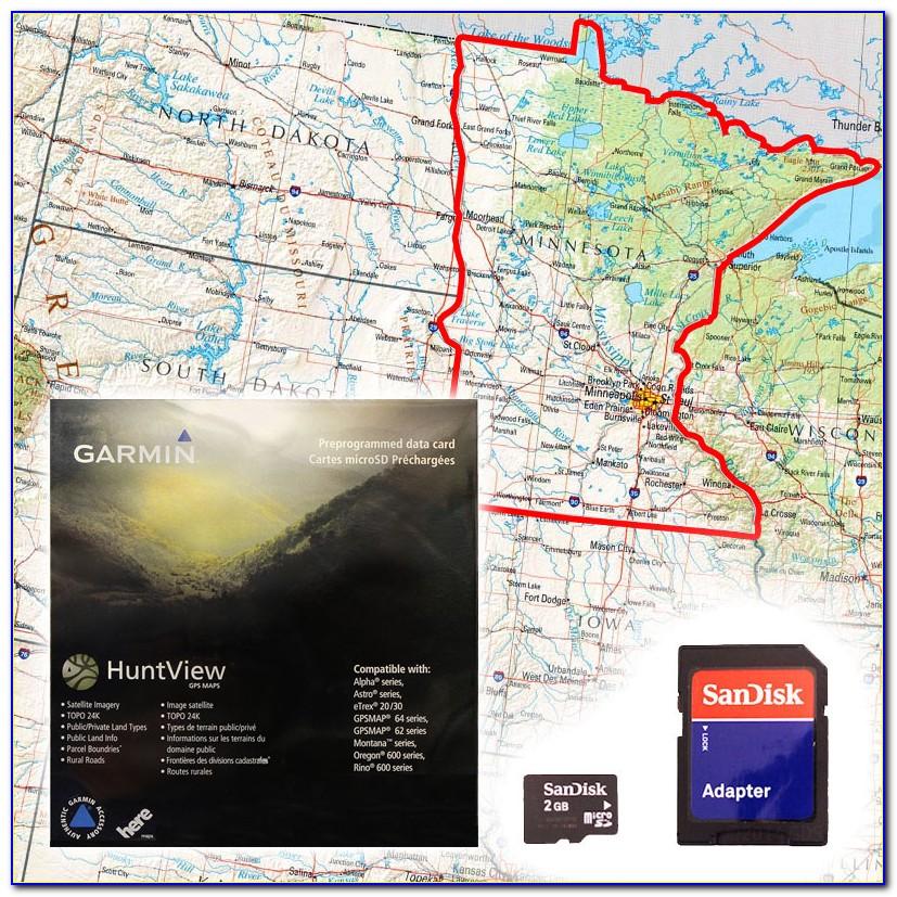 Garmin Hunt View Tm Maps