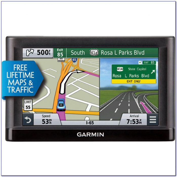 Garmin Lifetime Map Updates Australia