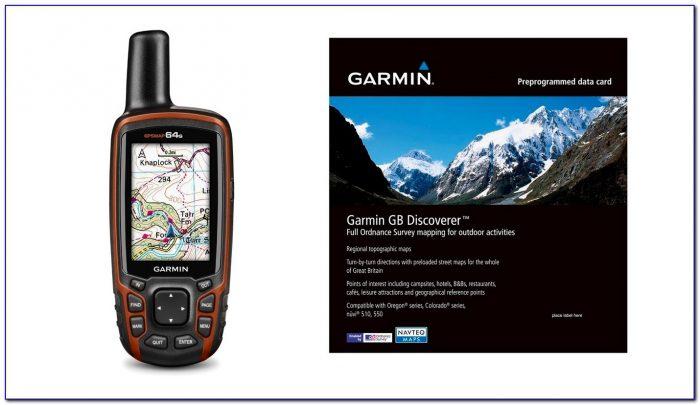 Garmin Map 64s Manual