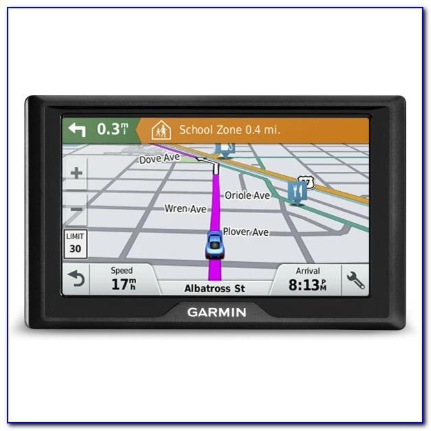 Garmin Maps Canada Lakes