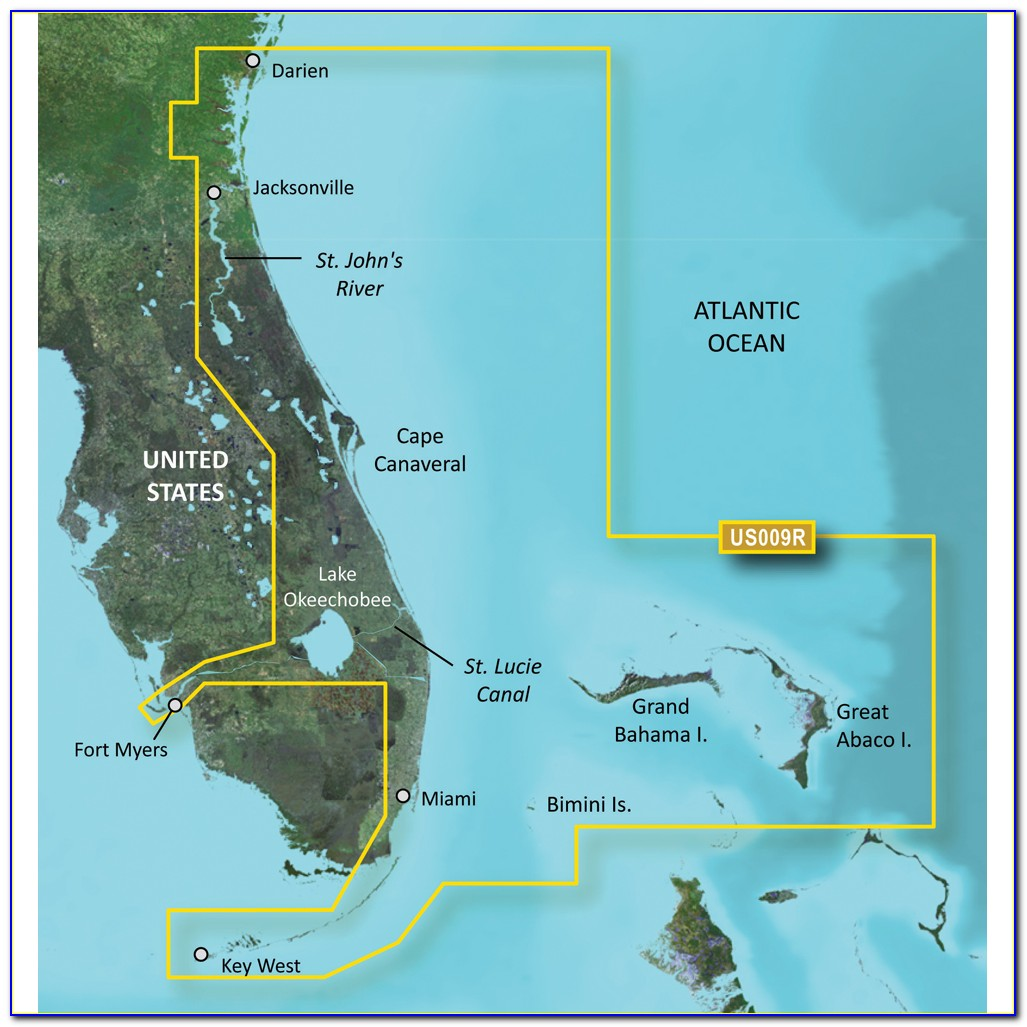 Garmin Marine Maps For Ipad