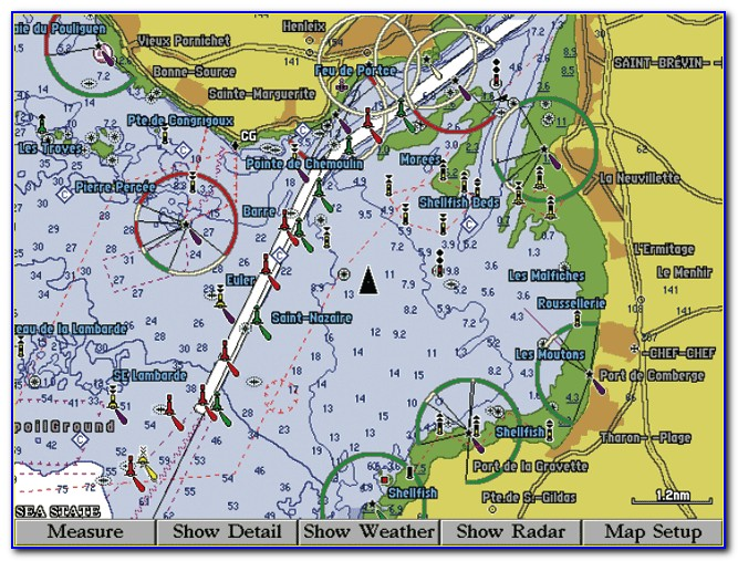 Garmin Marine Maps Free