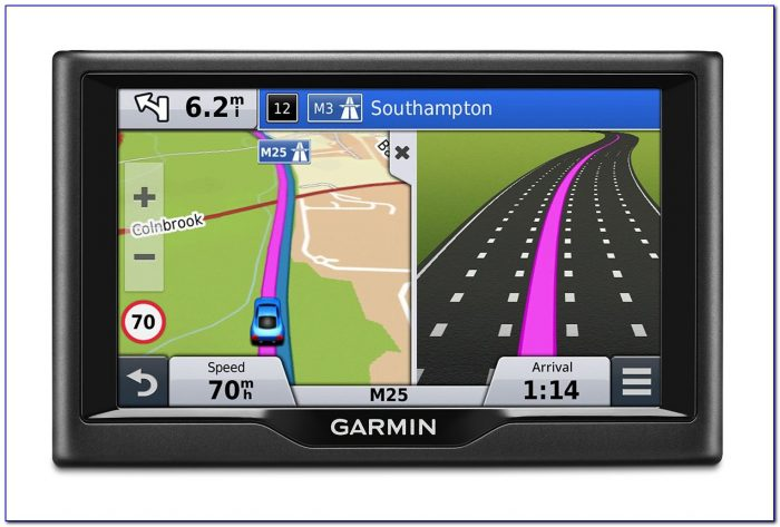 Garmin Nuvi 250 Lifetime Maps