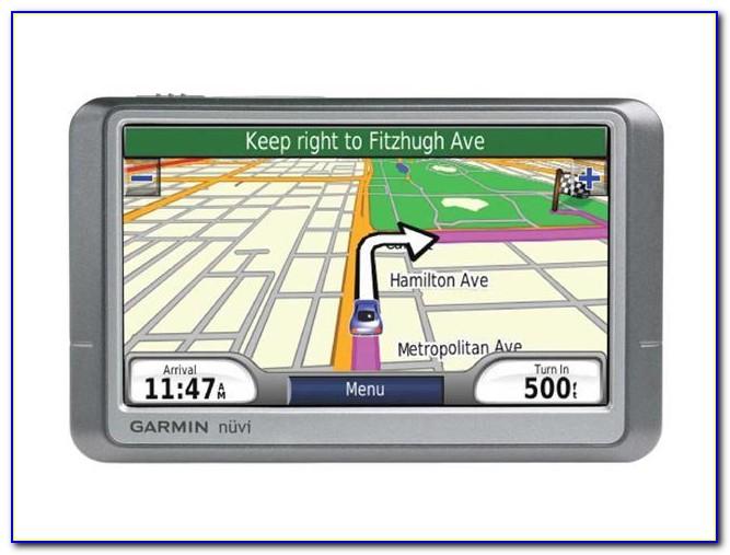 Garmin Nuvi 260w Map Update Download