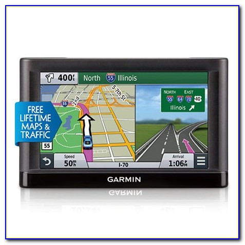 Garmin Nuvi 65lmt 6 Gps Navigator With Lifetime Map Updates