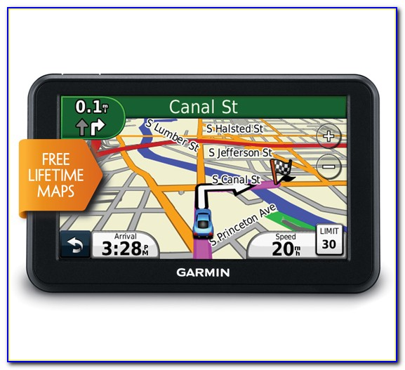 Garmin Nuvi 760 Lifetime Maps