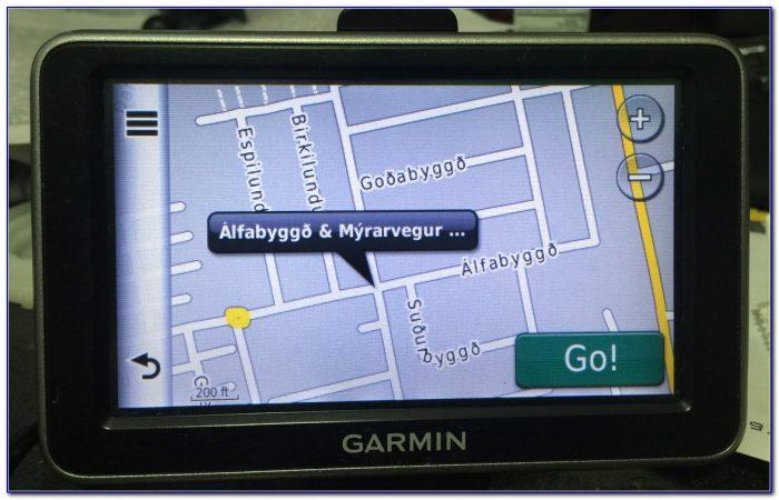 Garmin Nuvi Iceland Map Download