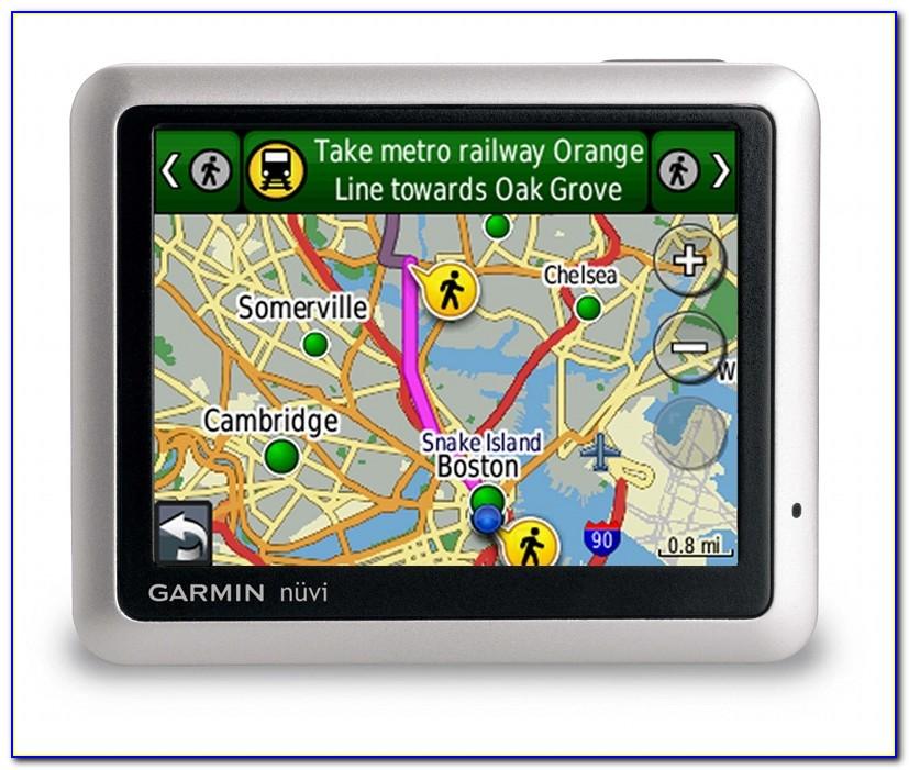 Garmin Nuvi Maps Install