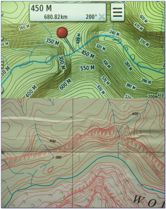Garmin Topo Maps Australia