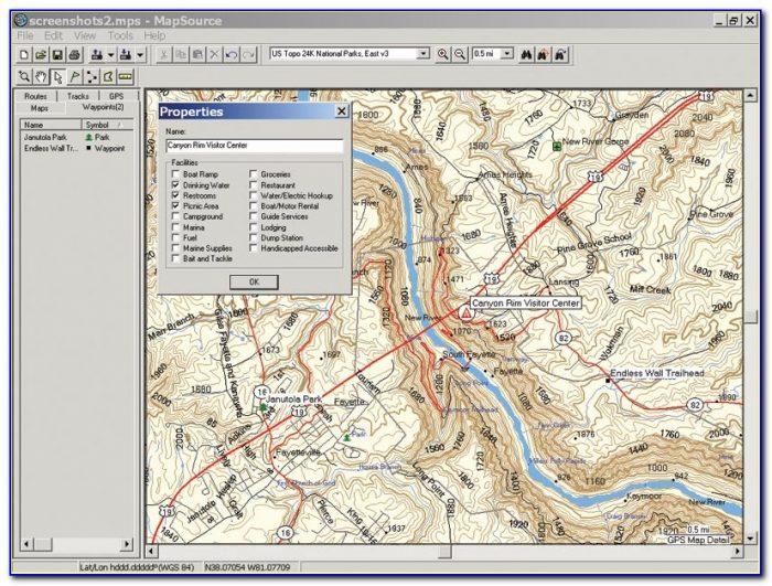 Garmin Topo Maps Free