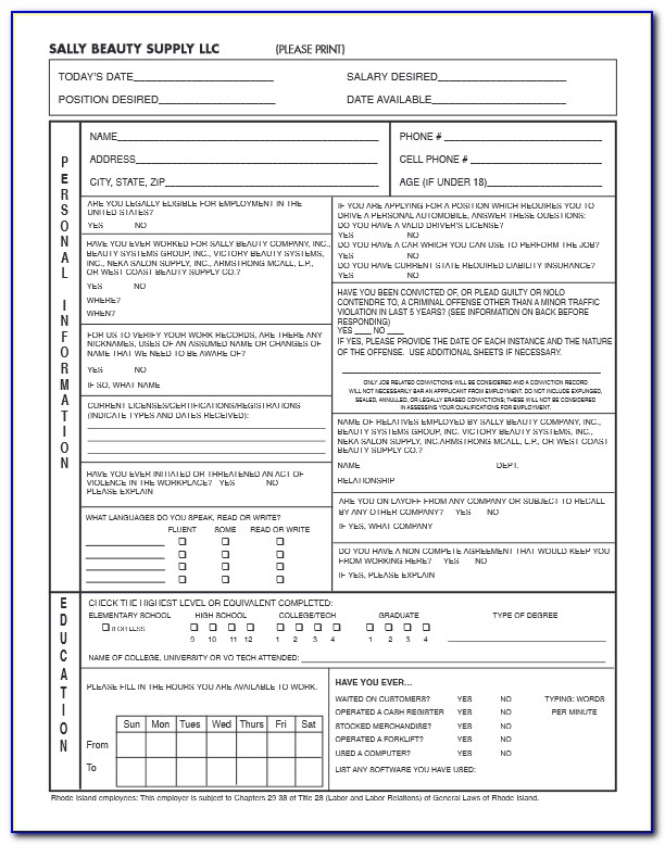 Giant Food Stores Employment Application Online