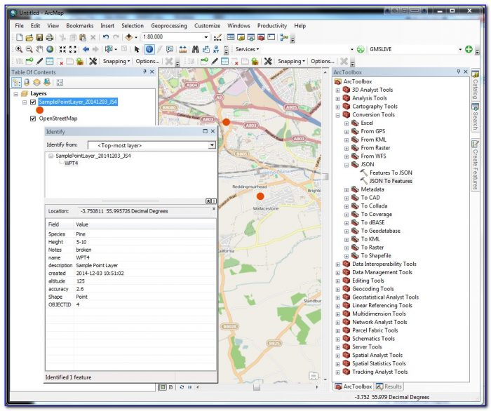 Gis Mapping Applications