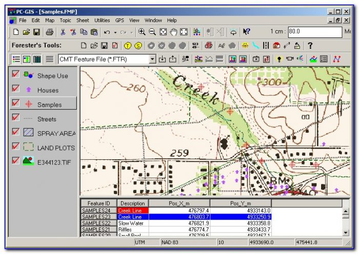 Gis Web Mapping Applications