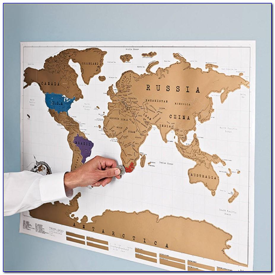 Globetrotter World Map Game