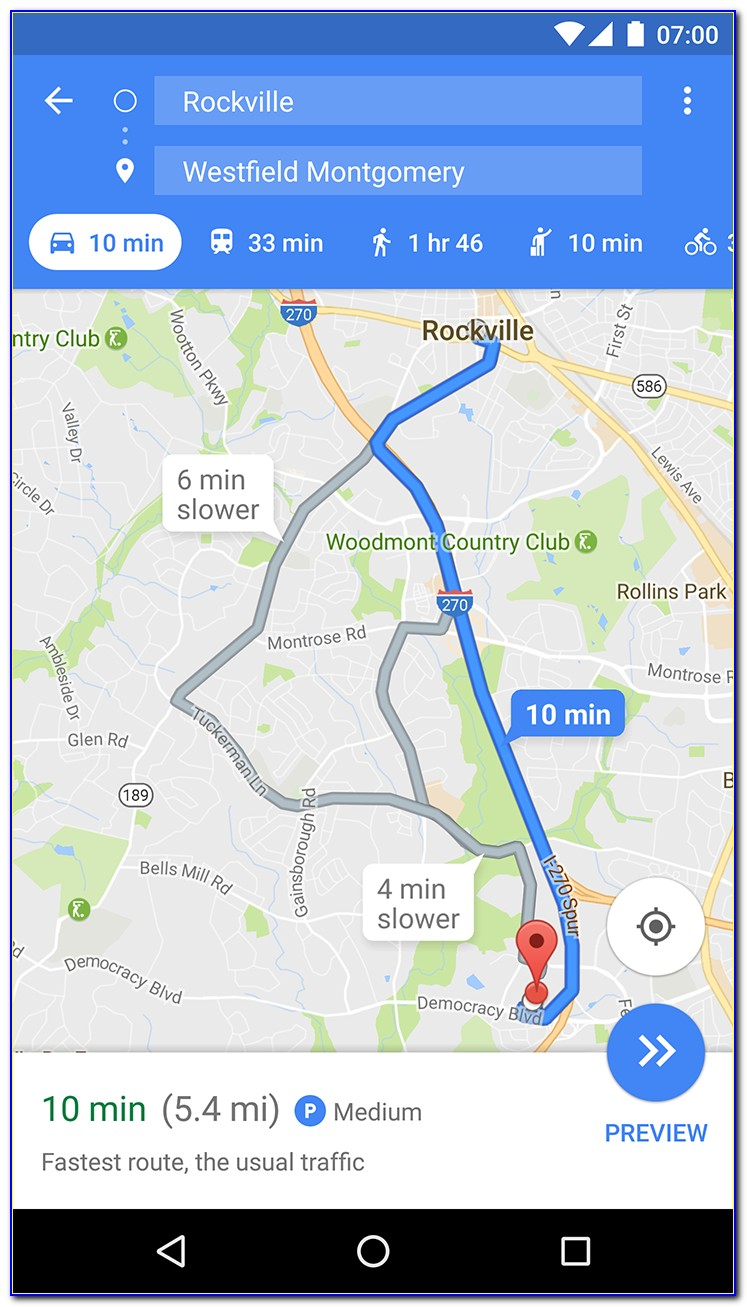 Google Maps Mobile Phone Tracker