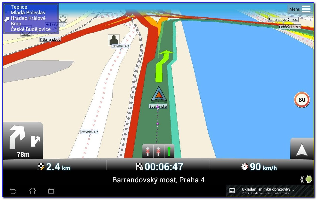 Gps Area Mapping App