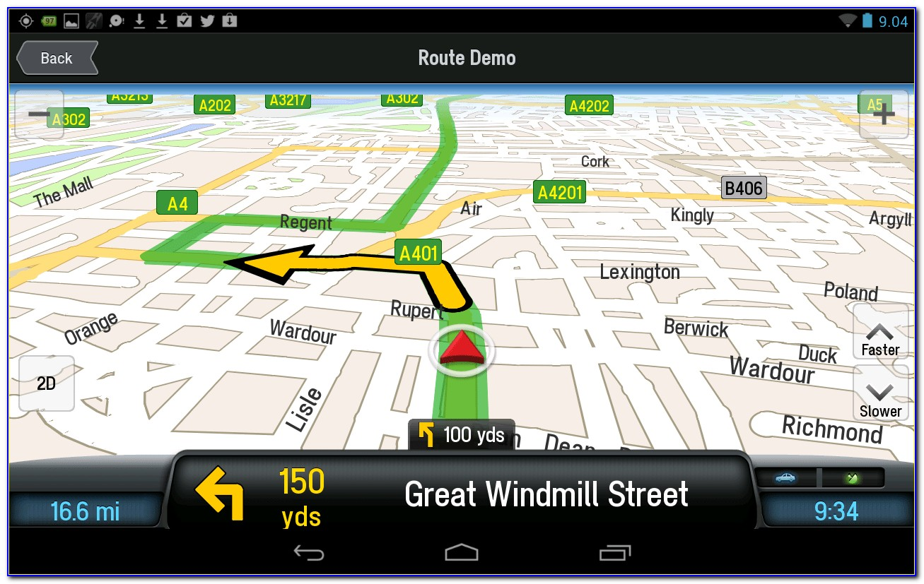 Gps Mapping App For Android