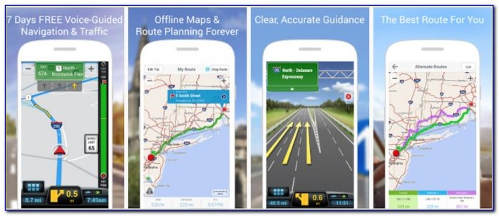 Gps Mapping Applications