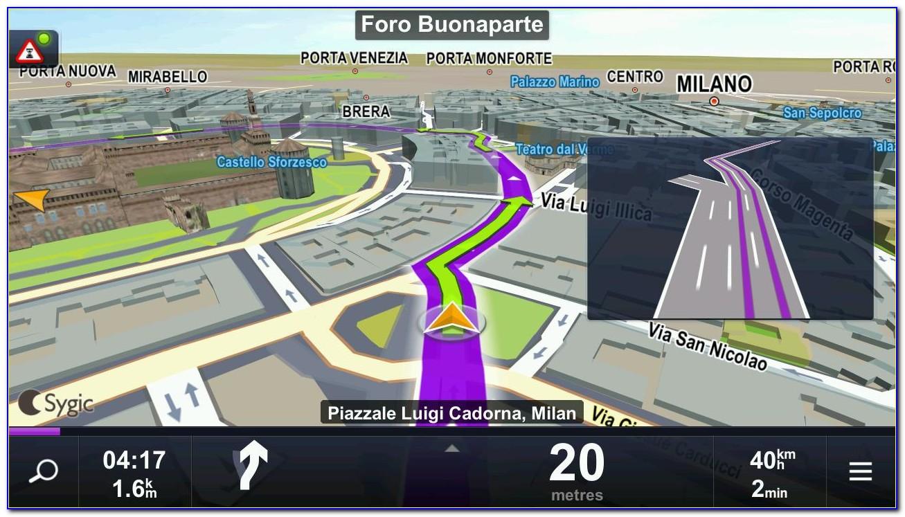 Gps Navigation & Maps Sygic 17.4.24