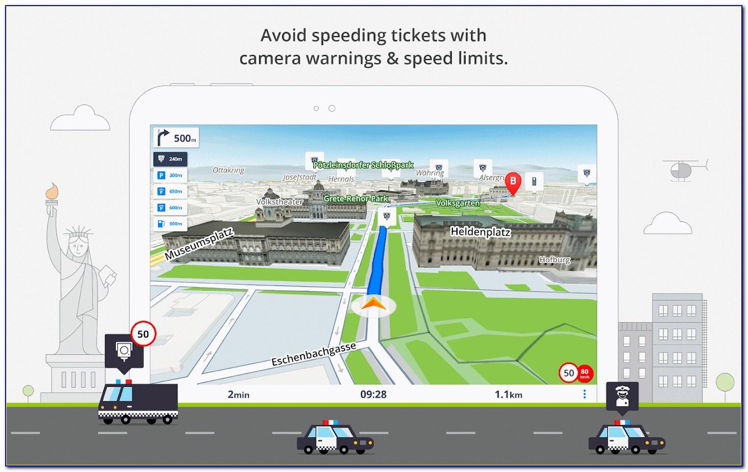 Gps Navigation & Maps Sygic Premium Apk