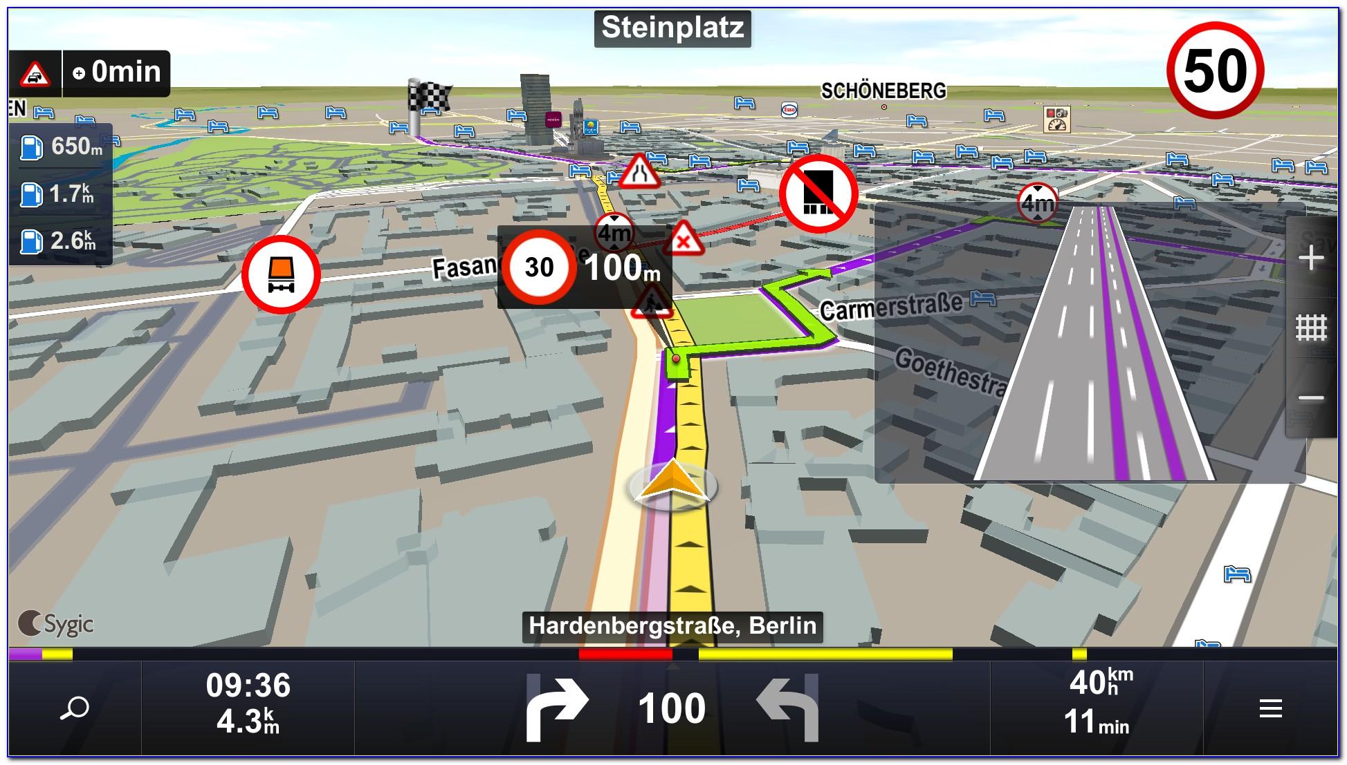 Gps Navigation & Maps Sygic V17.3.0