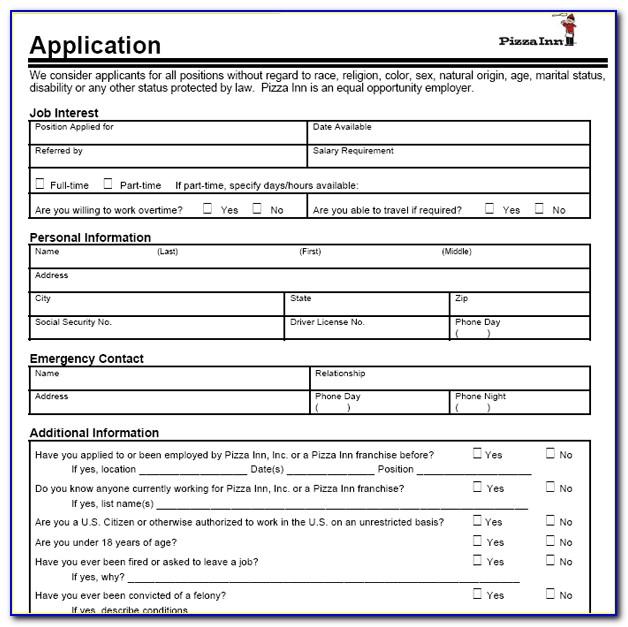 Hilton Garden Inn Job Application Pdf