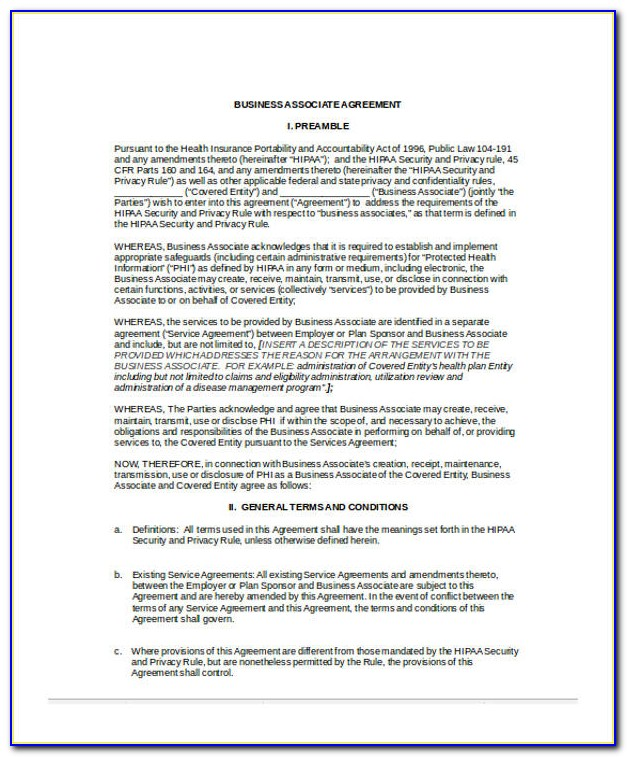 Hipaa Confidentiality Form For Employees