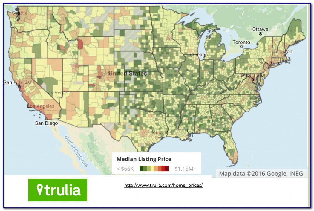 Home Estimate Map