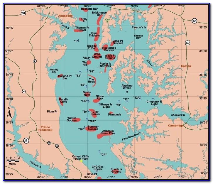 Hot Spot Fishing Maps Wisconsin