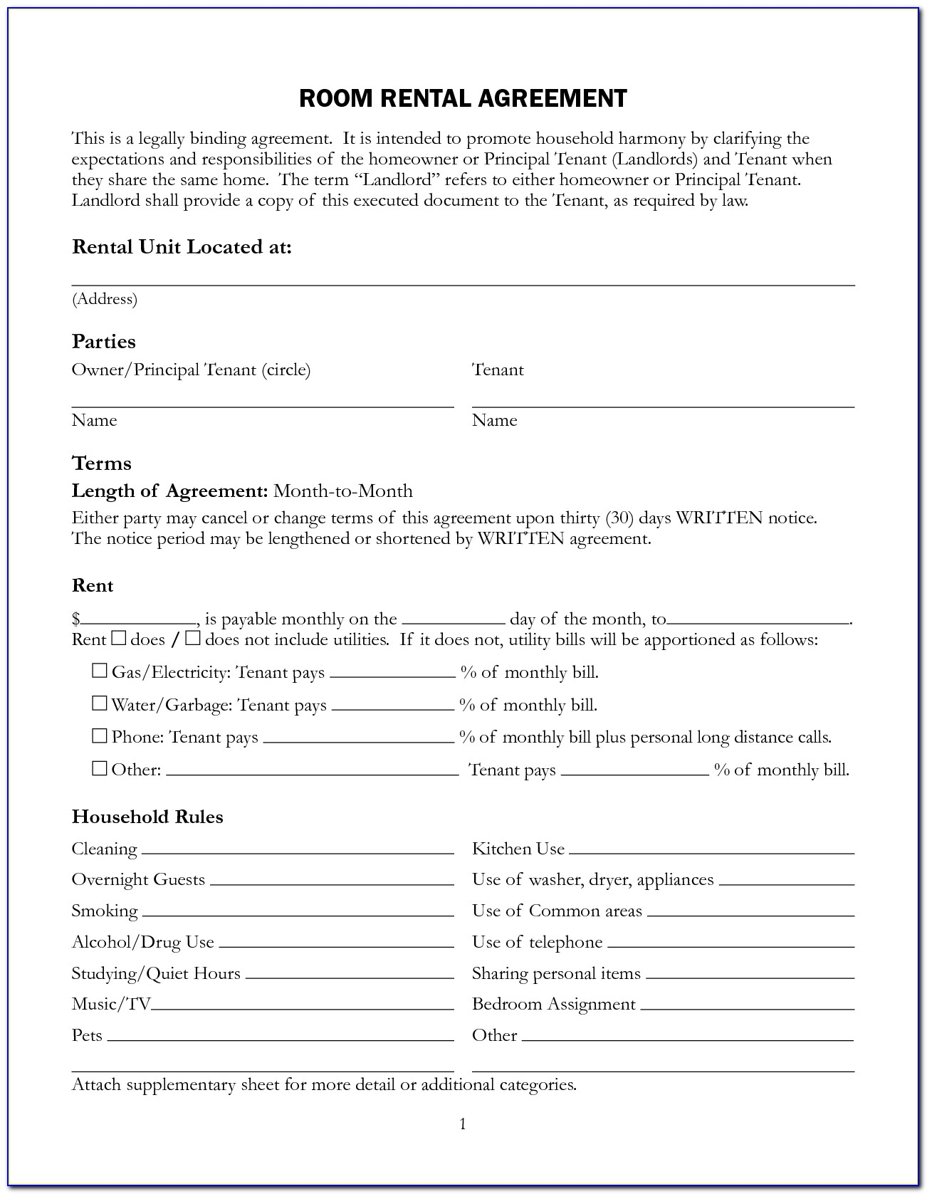 House Lease Agreement Form Free Property Rentals Direct Rental Lease Agreement Template
