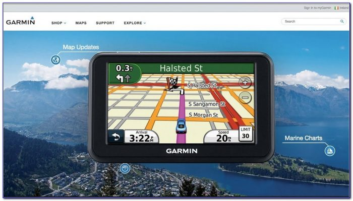 How To Update Maps On Garmin Nuvi 265w For Free