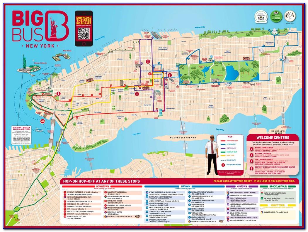 Rome Hop On Hop Off Bus Tour Map Tickets Pour Big Bus Tours New York Billetsnewyorkfr 1024 X 763 Pixels