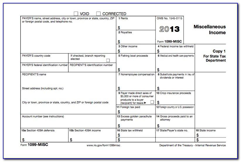 Irs Form W 2 2013