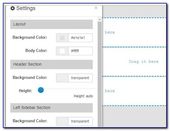 Jquery Plugin For Online Drag And Drop Form Builder