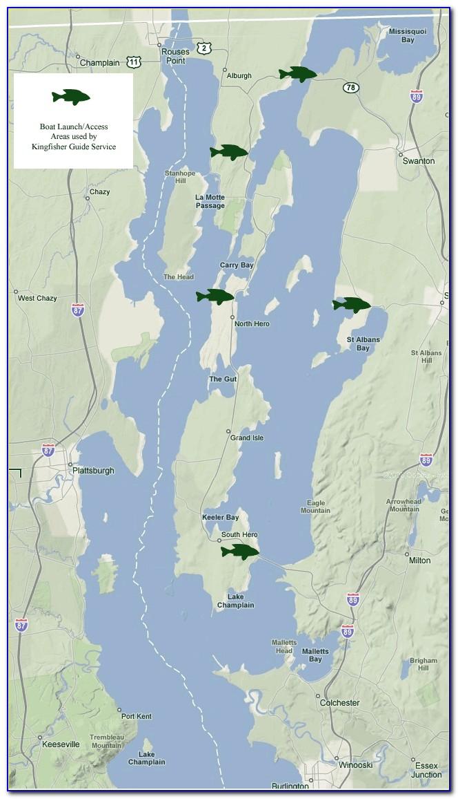 Lake Champlain Ice Fishing Report
