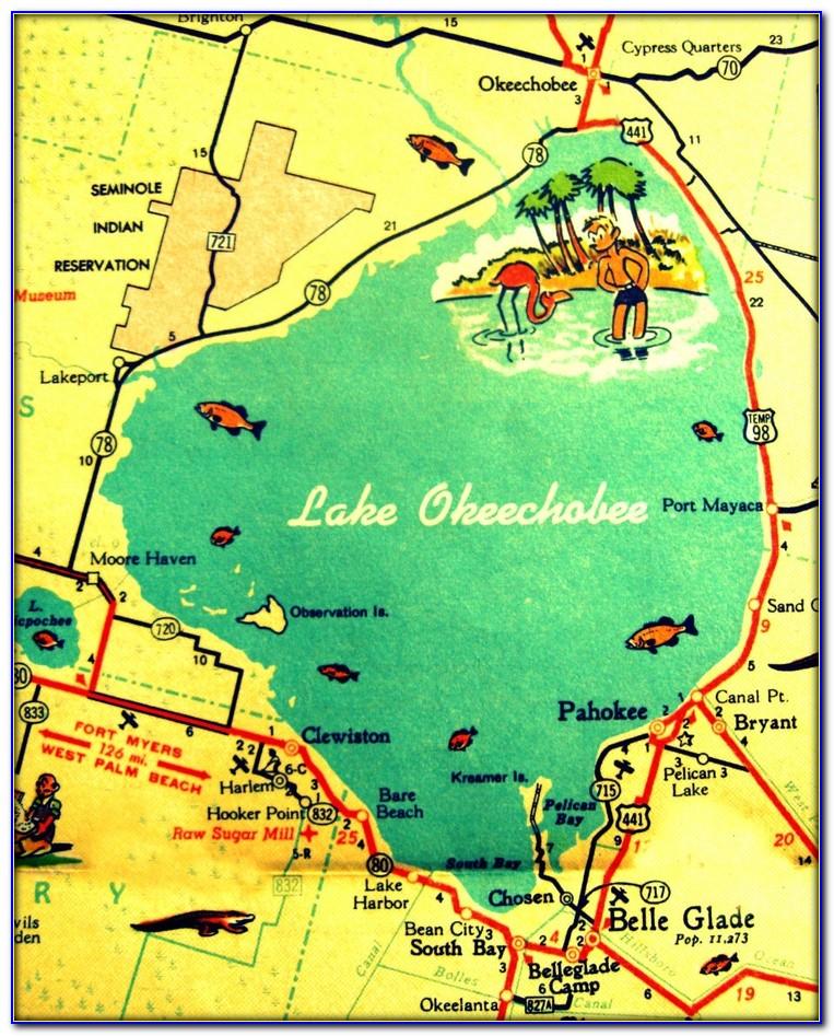 Lake Okeechobee Fishing Report December 2018