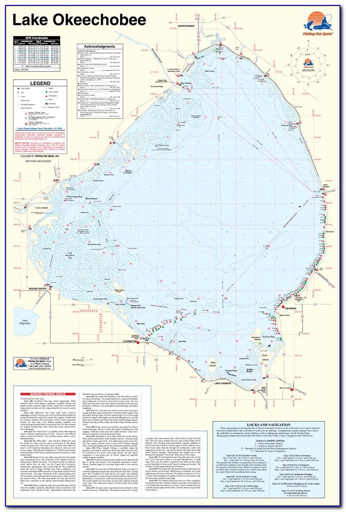 Lake Okeechobee Fishing Report January 2018