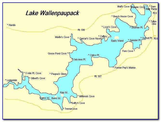 Lake Wallenpaupack Fishing Report 2017
