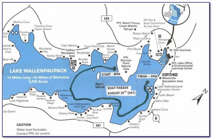 Lake Wallenpaupack Fishing Report 2018