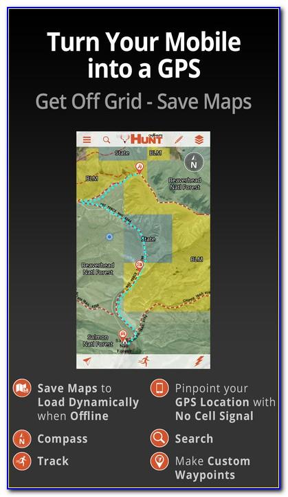 Land Ownership Map App. Free