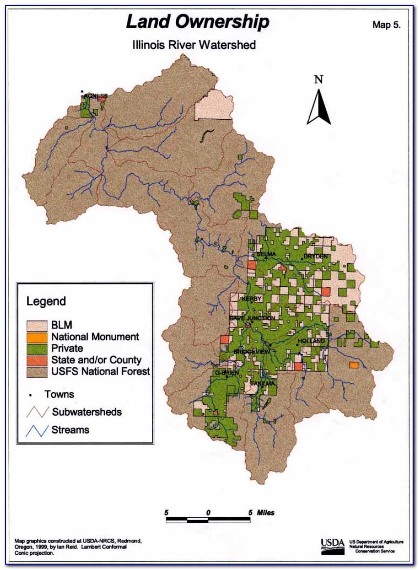 Land Ownership Maps Free