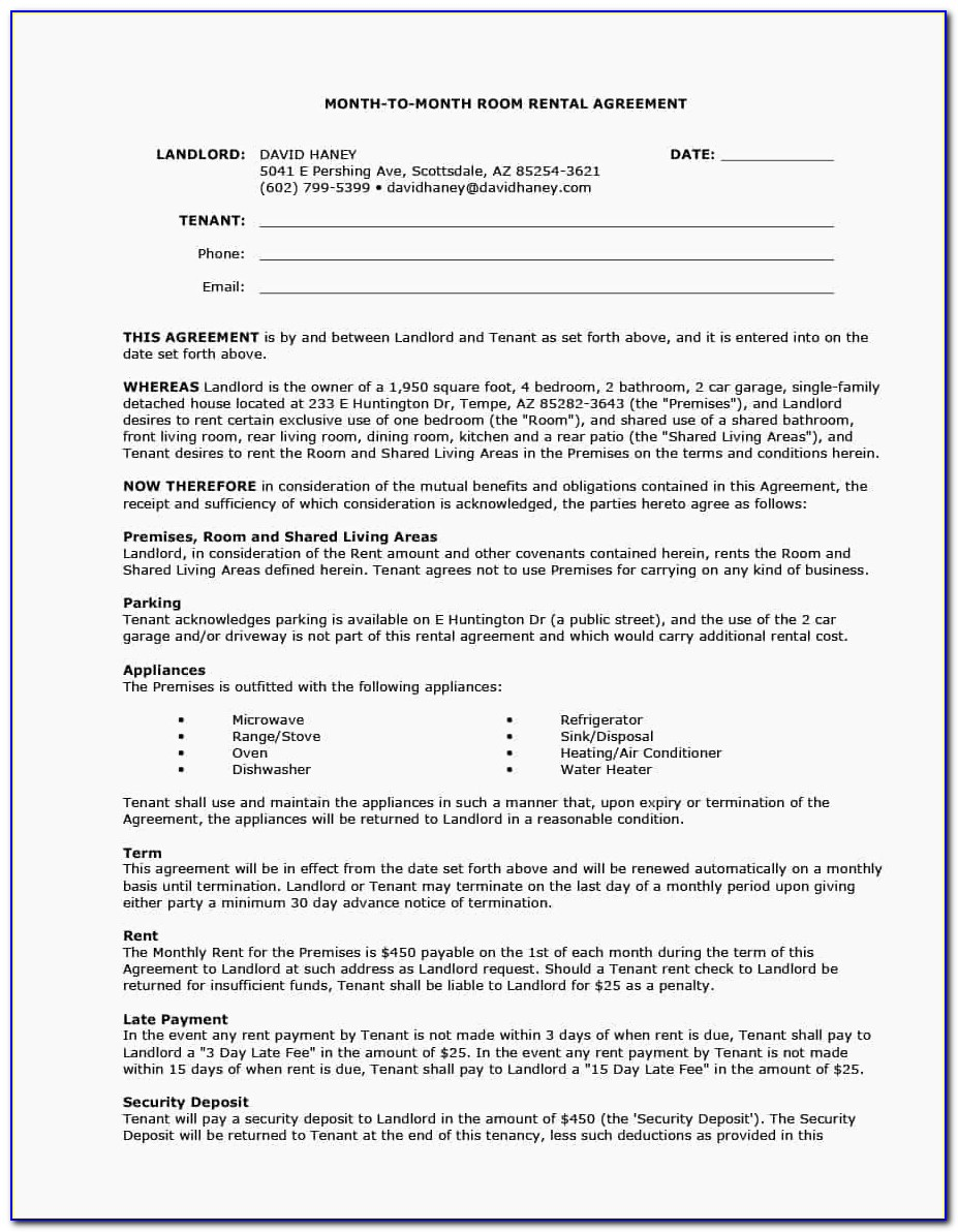 Landlord Rent Receipt Template Ontario Fresh 39 Simple Room Rental Agreement Templates Template Archive