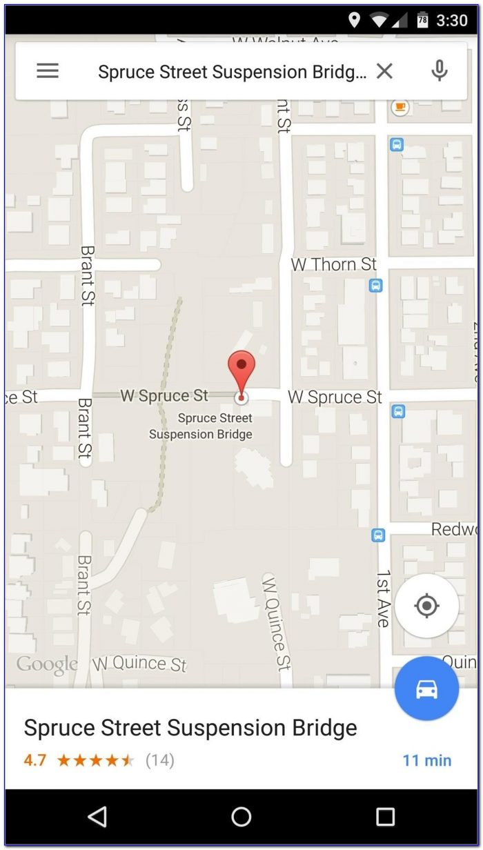 Locate Mobile Phone On Google Maps
