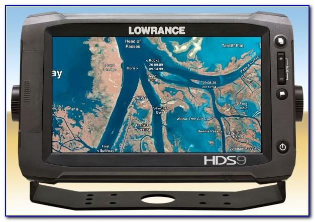 Lowrance Gps Maps Australia
