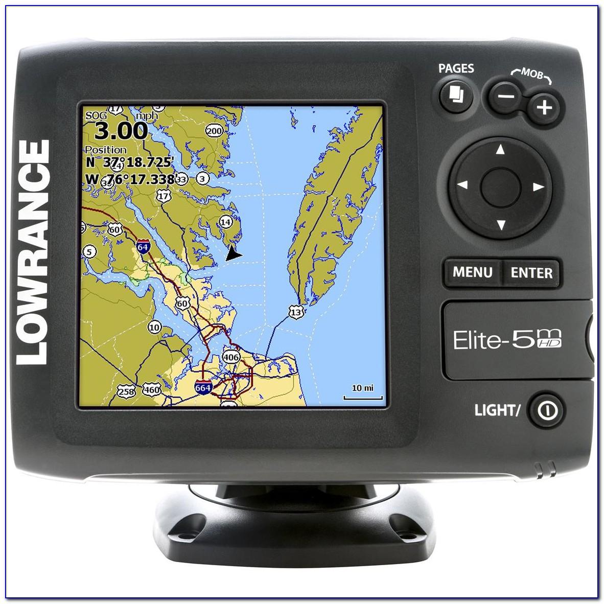 Lowrance Gps Maps Canada