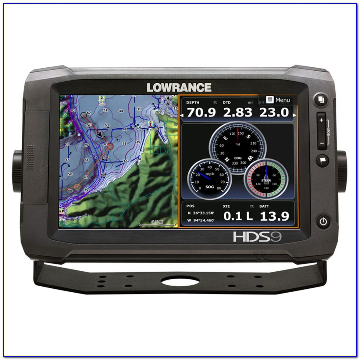 Lowrance Gps Topo Maps