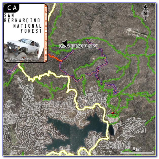 Lowrance Lake Insight Maps