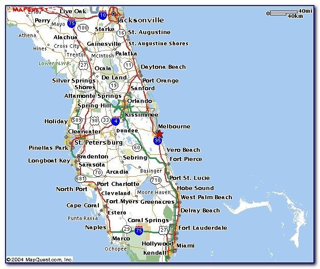 Map Of Florida Beaches Near Destin