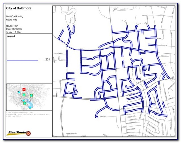 Map Routing Software Free