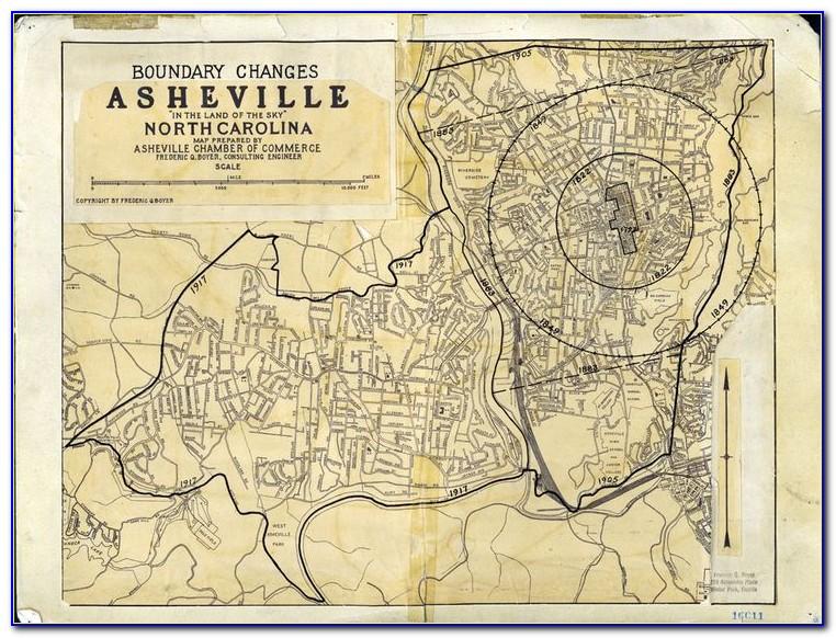 Mecklenburg County Nc Historic Maps